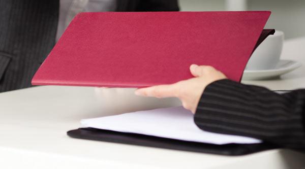 immagine cartelletta porta documenti