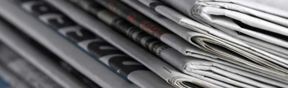 Foto di giornali